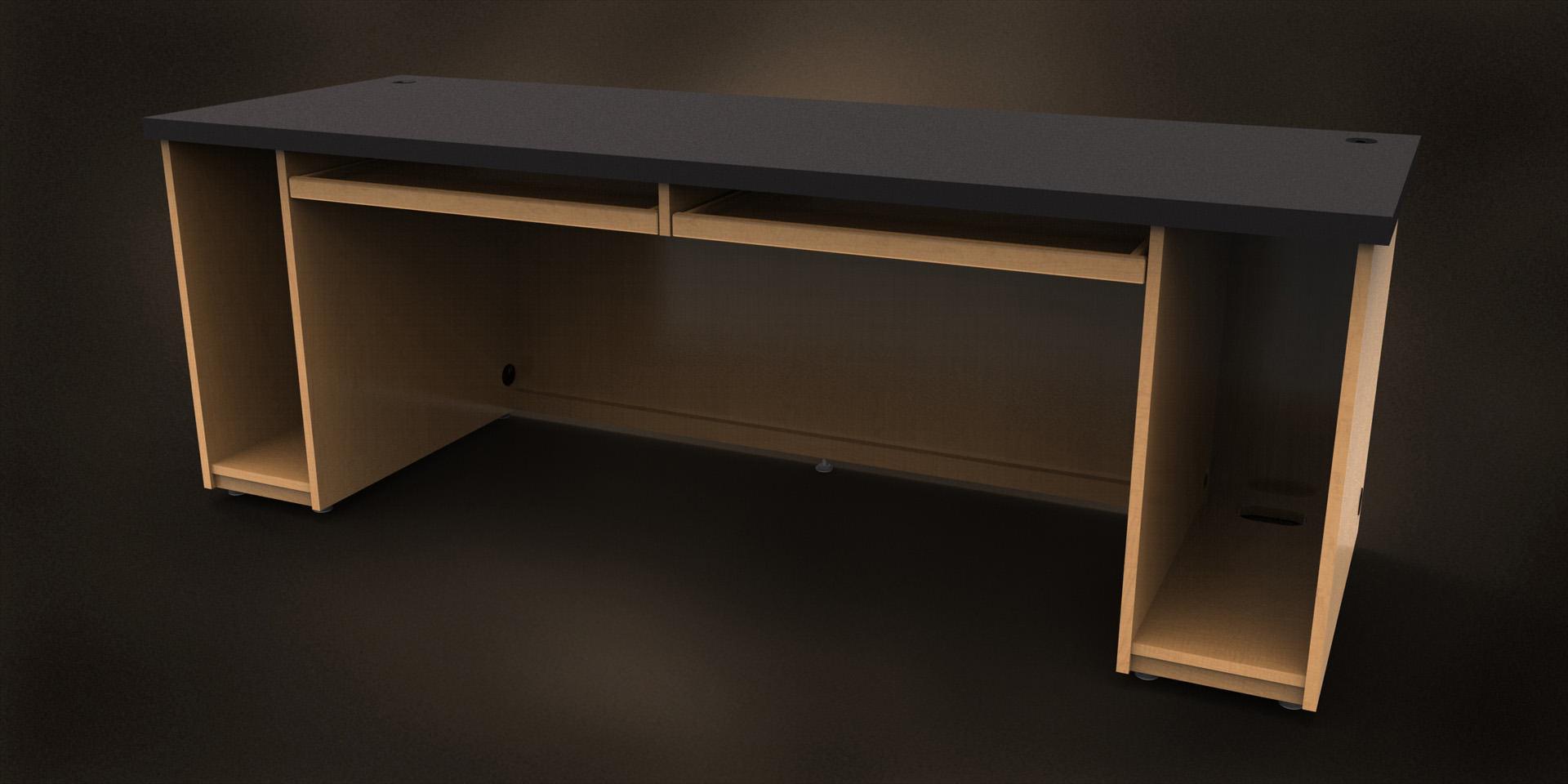 Custom Desks Miller S Millworks